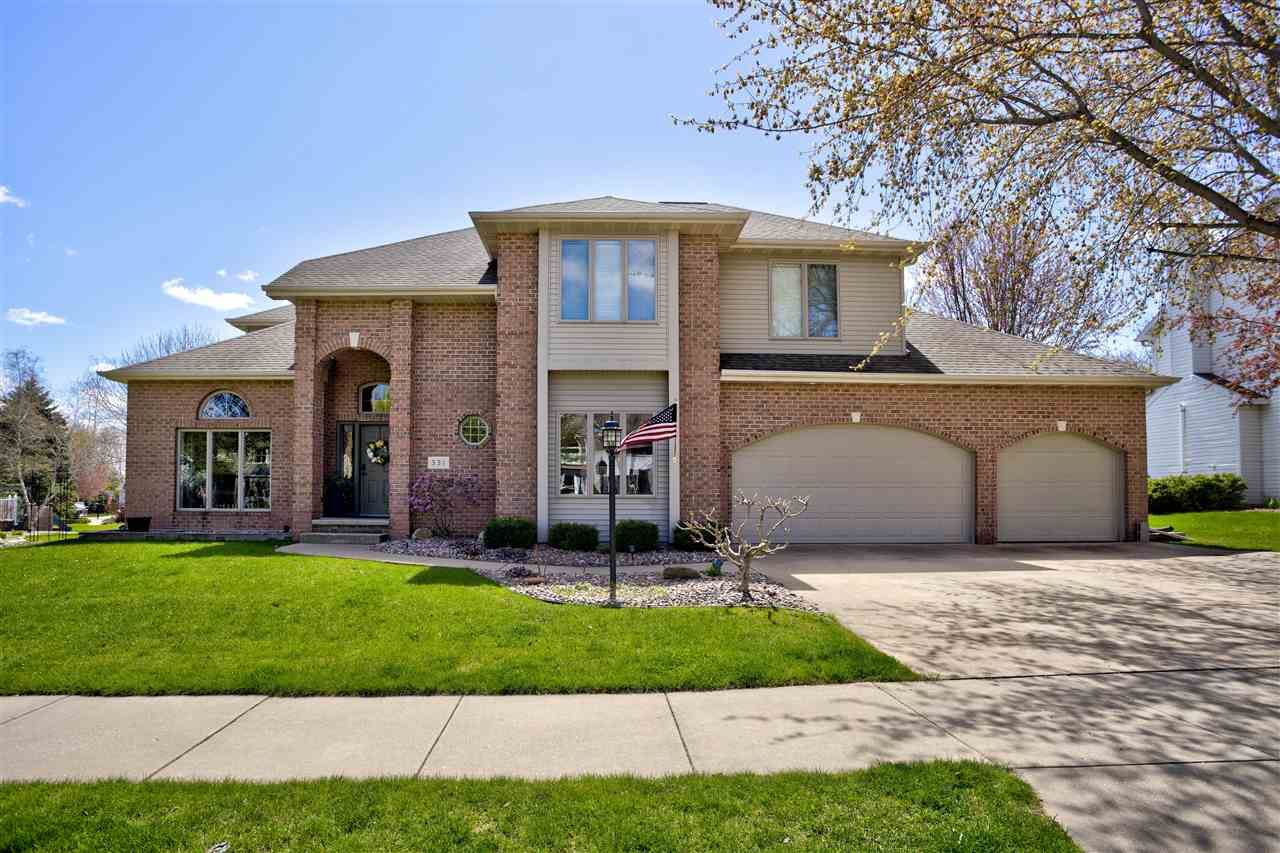 331 E WAYFARER Lane, Appleton, WI 54913 - MLS#: 50239915