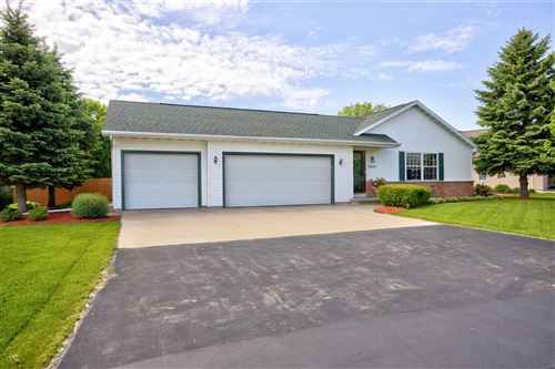 Tiny photo for W3045 JUST ABOUT Lane, APPLETON, WI 54915 (MLS # 50222916)