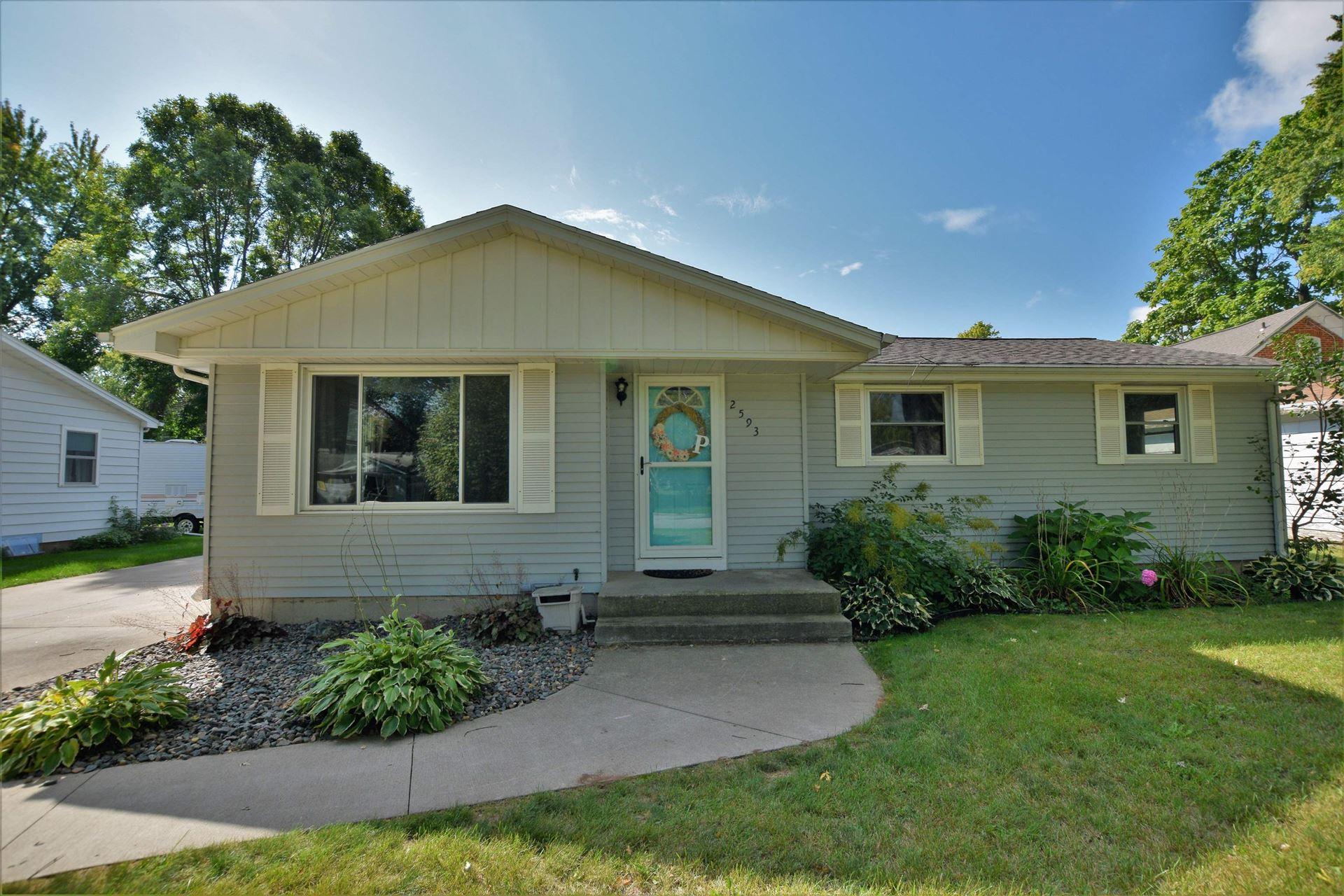2593 SHADE TREE Lane, Green Bay, WI 54313 - MLS#: 50247916