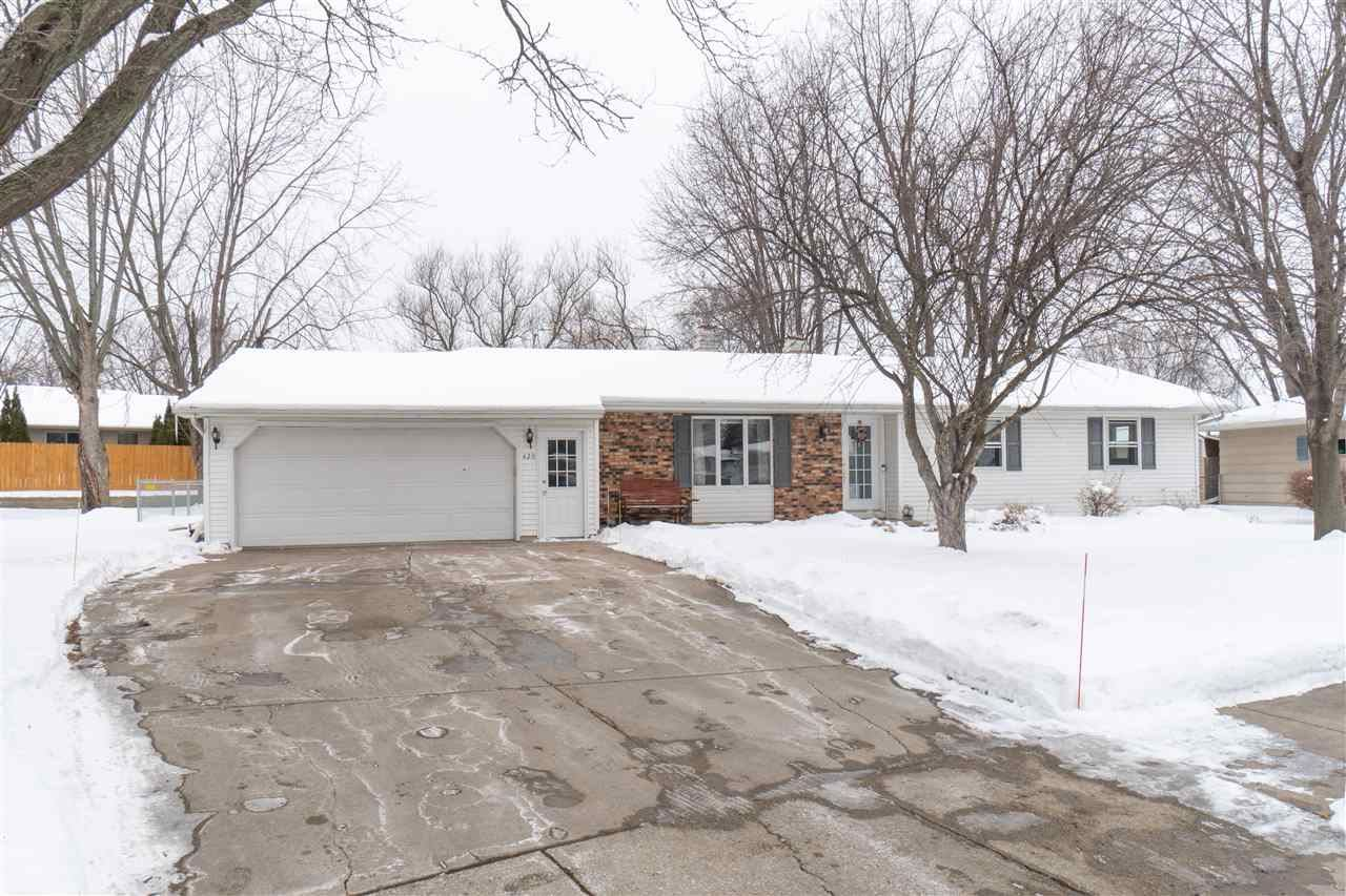 429 ORCHARD Lane, Little Chute, WI 54140 - MLS#: 50235919