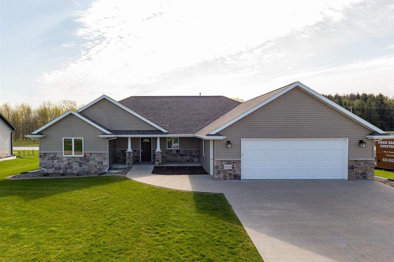 N9138 BRENDA Drive, Appleton, WI 54915 - MLS#: 50239919