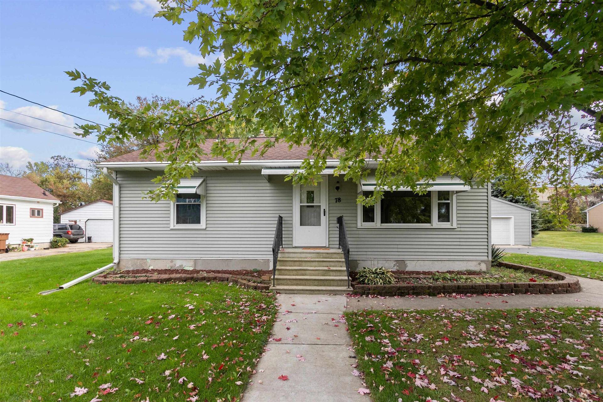 78 LAWSON Street, Menasha, WI 54952 - MLS#: 50249921