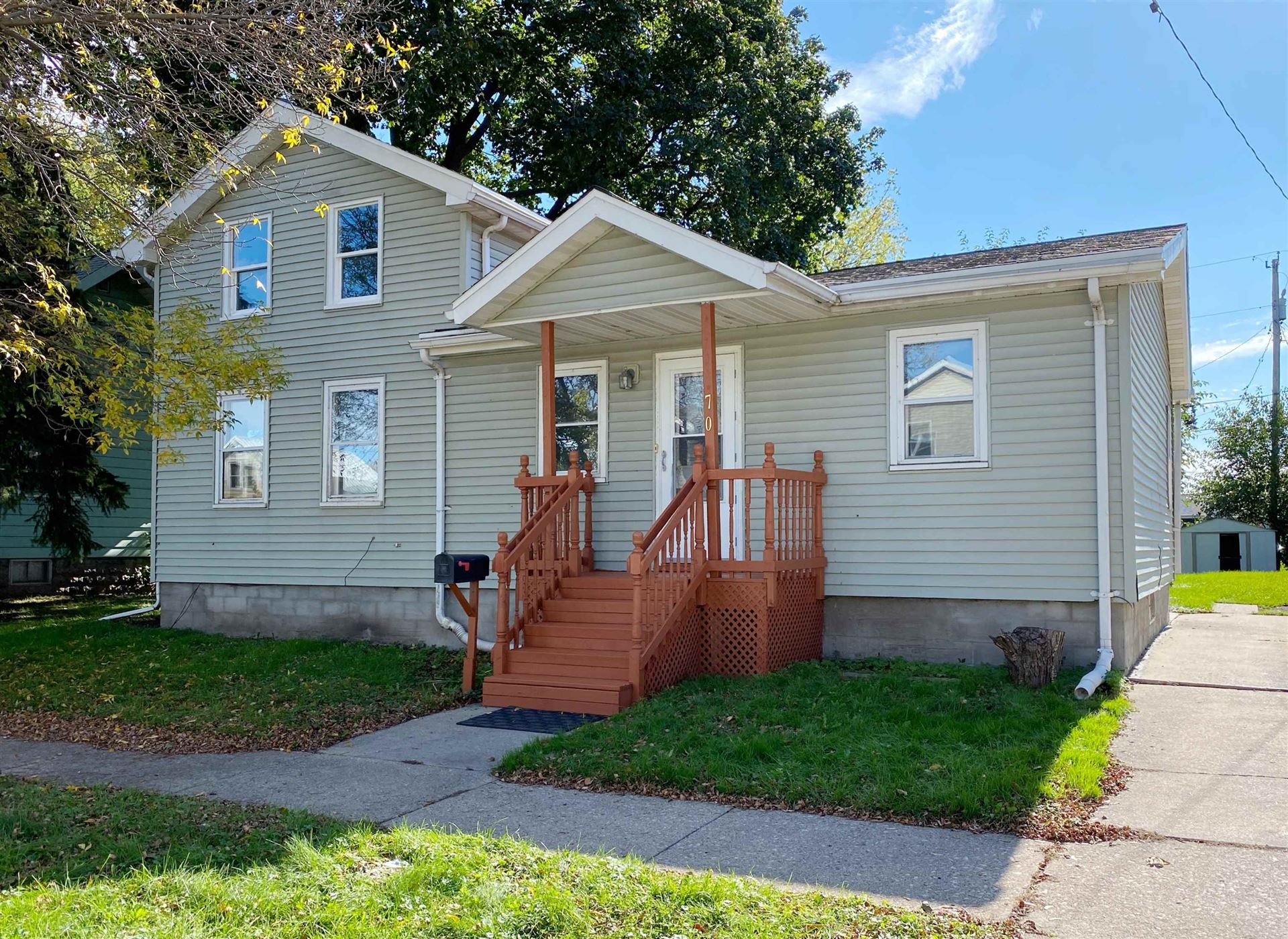 70 SIBLEY Street, Fond du Lac, WI 54935 - MLS#: 50249925