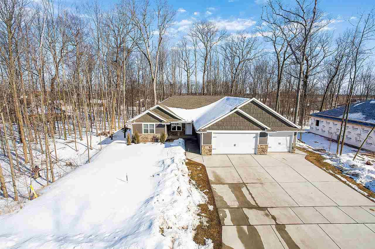 828 BLACK GRANITE Court, Denmark, WI 54208 - MLS#: 50235936