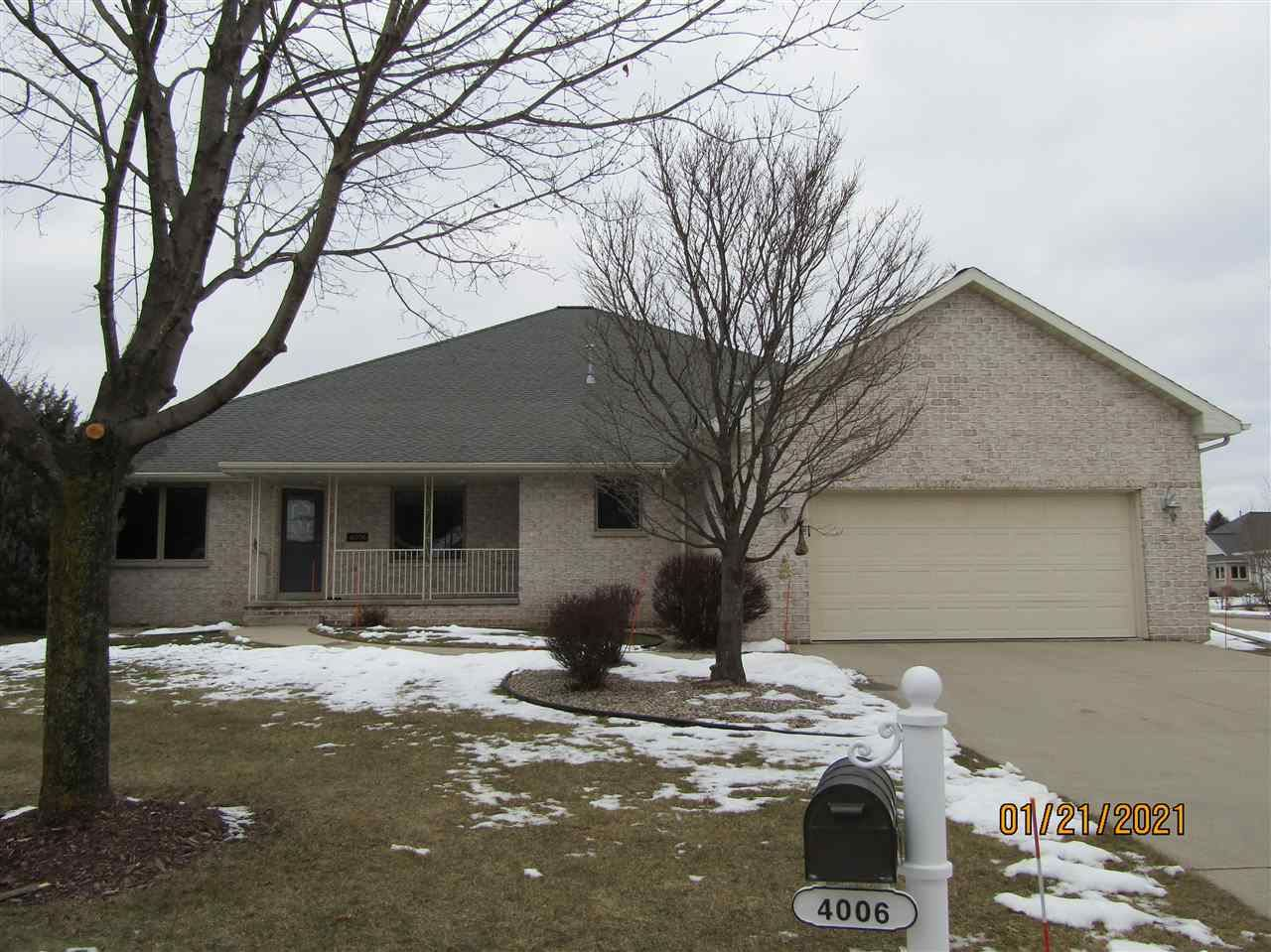 4006 FROBISHER FIELDS, Oneida, WI 54155 - MLS#: 50230938