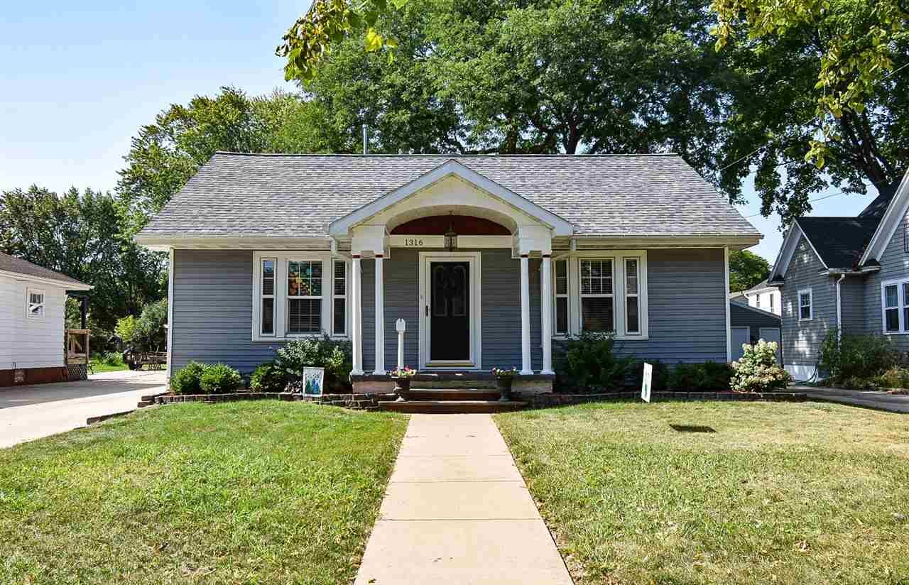 1316 ELIZA Street, Green Bay, WI 54301 - MLS#: 50227946