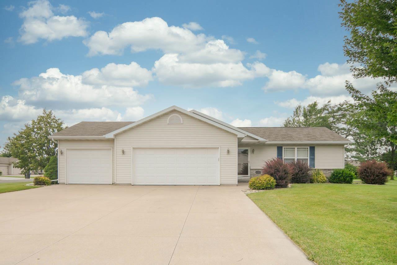 N9533 HARTFORD Lane, Appleton, WI 54915 - MLS#: 50244963
