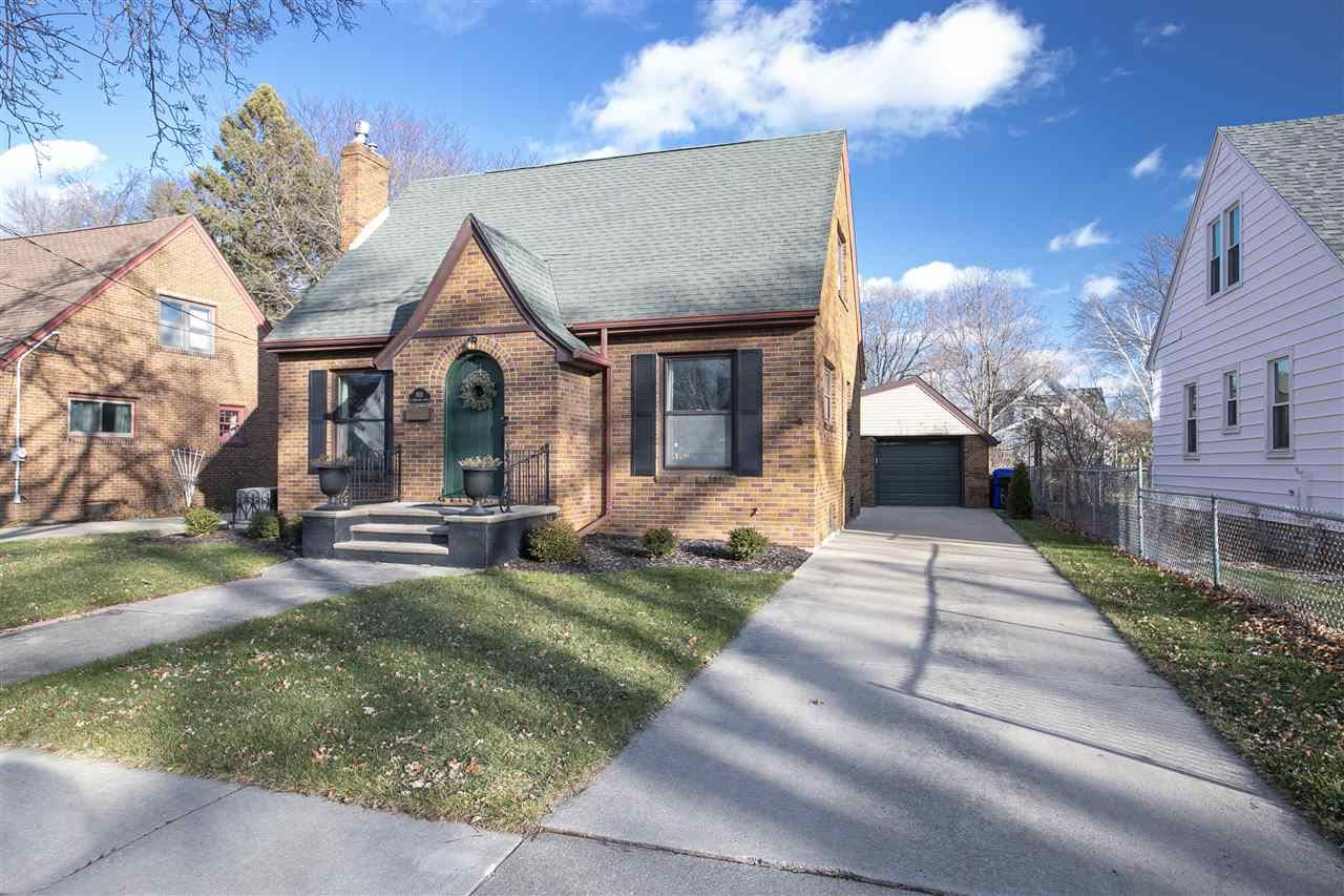 1518 N HARRIMAN Street, Appleton, WI 54911 - MLS#: 50232965
