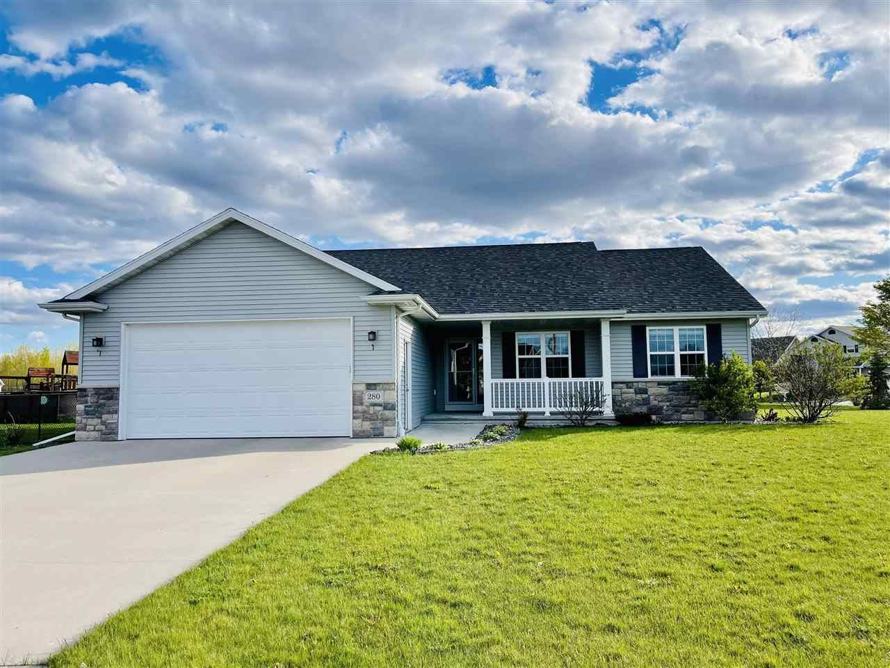 280 FORT Drive, Neenah, WI 54956 - MLS#: 50239971