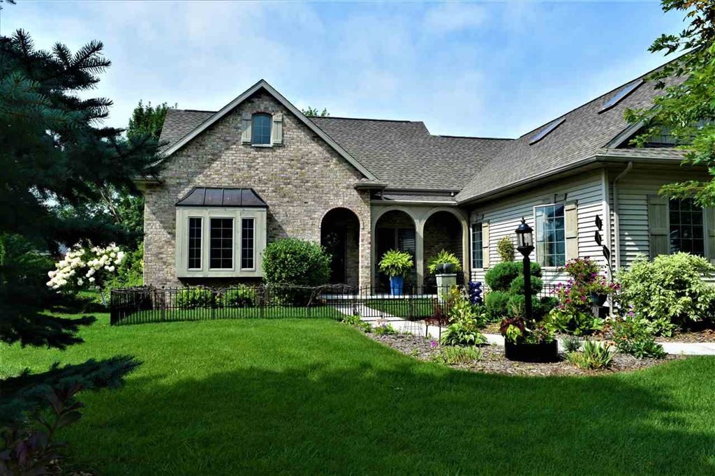 Photo for N7871 STATE PARK Road, SHERWOOD, WI 54169 (MLS # 50208978)