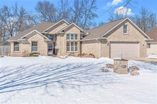 Photo of 2204 RIVER TRAIL Court, DE PERE, WI 54115 (MLS # 50235988)