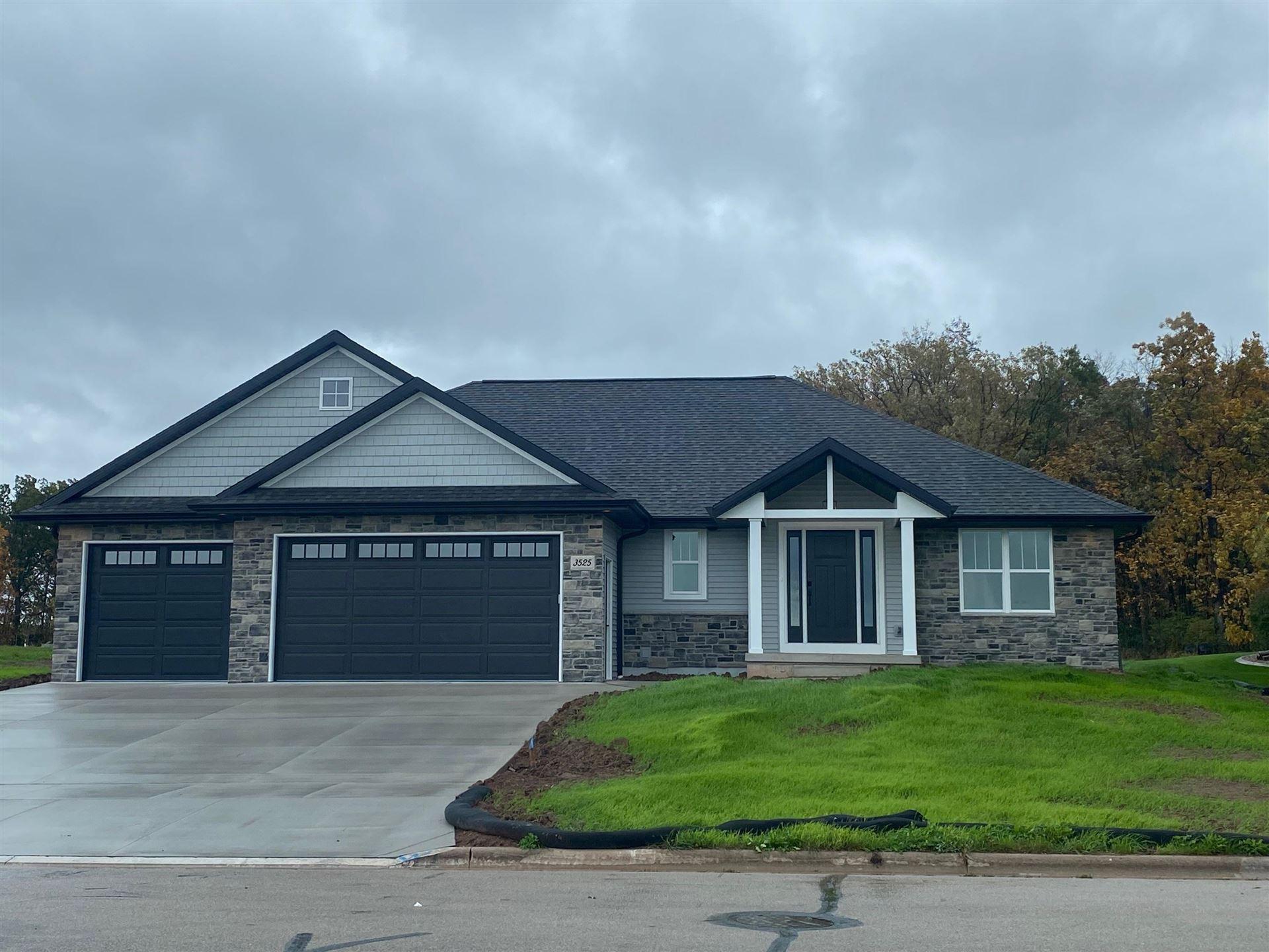 3525 BAY HARBOR Drive, Green Bay, WI 54311 - MLS#: 50242988