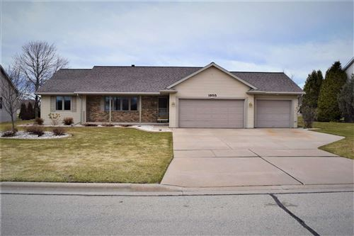 Photo of 1955 SAGEBRUSH Way, GREEN BAY, WI 54311 (MLS # 50219990)