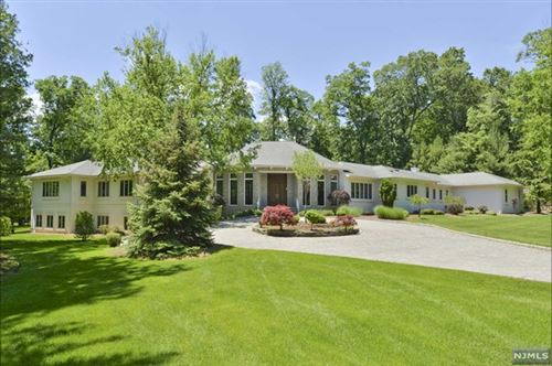 Photo of 50 Rolling Ridge Road, Upper Saddle River, NJ 07458 (MLS # 21011241)