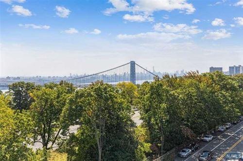 Photo of 2500 Hudson Terrace #7SN, Fort Lee, NJ 07024 (MLS # 21042263)