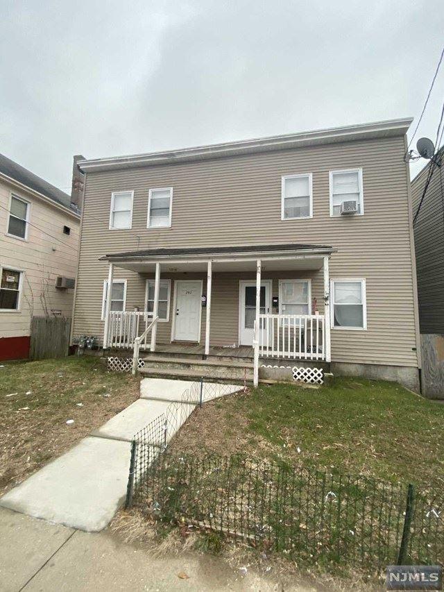 293-295 Edmund Avenue, Paterson, NJ 07502 - MLS#: 21002273