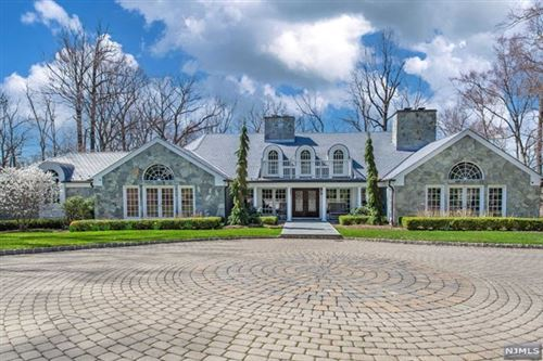 Photo of 100 Fox Hedge Road, Saddle River, NJ 07458 (MLS # 21006550)