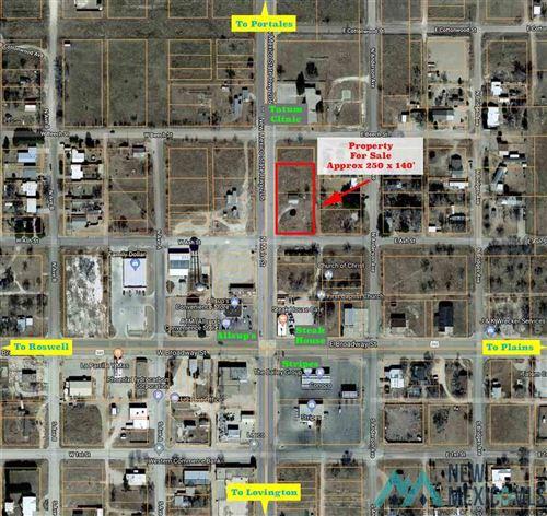 Photo of 000 N Main St, Tatum, NM 88267 (MLS # 20195531)