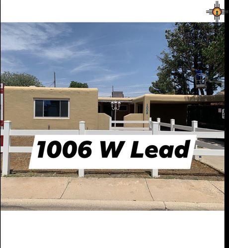 Photo of 1006 W Lead, Hobbs, NM 88240 (MLS # 20202915)