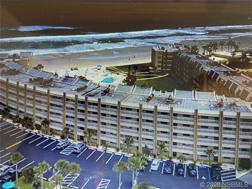 Photo of 4501 S Atlantic Avenue #519, New Smyrna Beach, FL 32169 (MLS # 1060005)