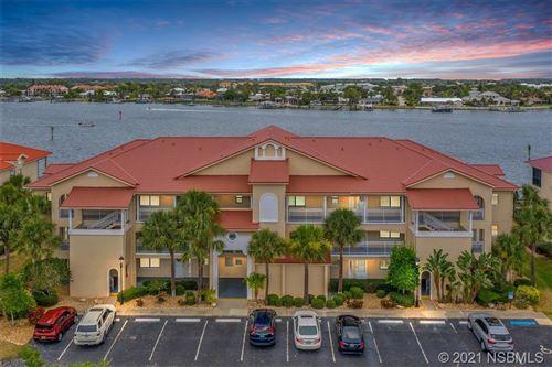 Photo of 446 Bouchelle Drive #103, New Smyrna Beach, FL 32169 (MLS # 1064008)