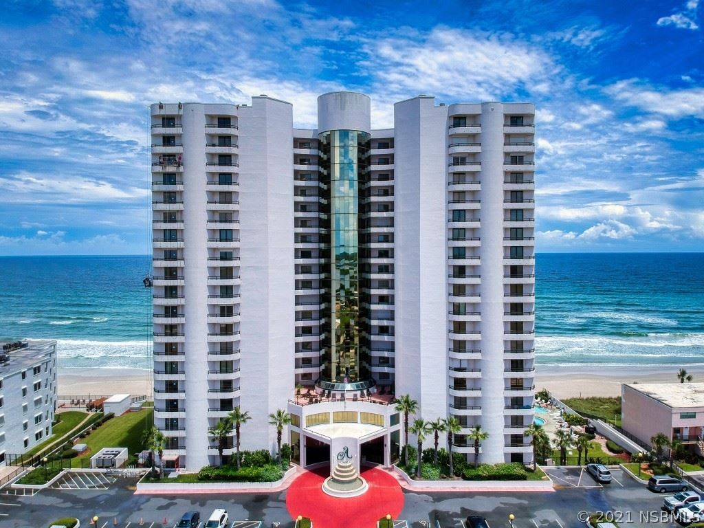 Photo of 3757 S Atlantic Avenue #1606, Daytona Beach Shores, FL 32118 (MLS # 1066011)