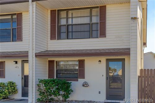 Photo of 4786 S Atlantic Avenue #A4, Ponce Inlet, FL 32127 (MLS # 1062013)