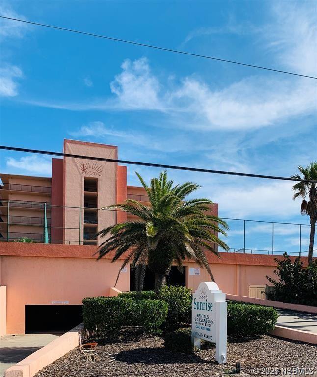 Photo of 4141 S Atlantic Avenue #305, New Smyrna Beach, FL 32169 (MLS # 1064016)