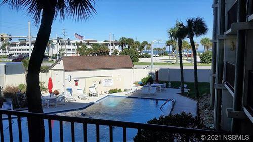 Photo of 3700 S Atlantic Avenue #204, New Smyrna Beach, FL 32169 (MLS # 1063019)