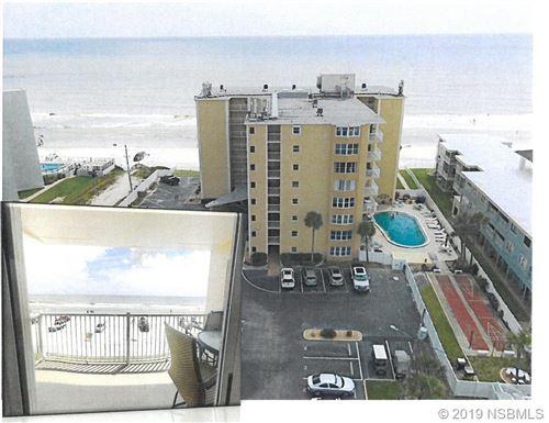 Photo of 3501 S Atlantic Avenue #2010, New Smyrna Beach, FL 32169 (MLS # 1050030)