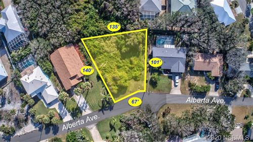 Photo of 67 Alberta Avenue, Ponce Inlet, FL 32127 (MLS # 1058030)