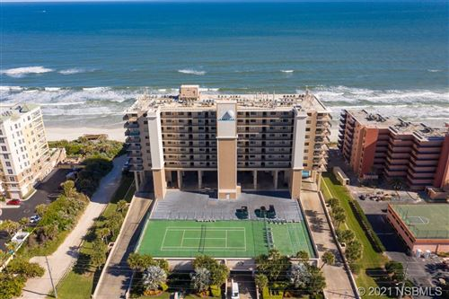 Photo of 4139 S Atlantic Avenue #B103, New Smyrna Beach, FL 32169 (MLS # 1062030)