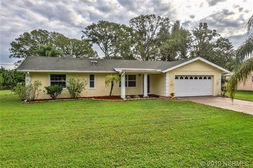 Photo of 2503 Willow Oak Drive, Edgewater, FL 32141 (MLS # 1054036)