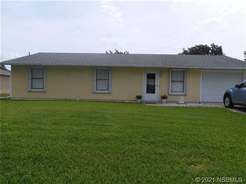 Photo of 3035 Victory Palm Drive, Edgewater, FL 32141 (MLS # 1064037)
