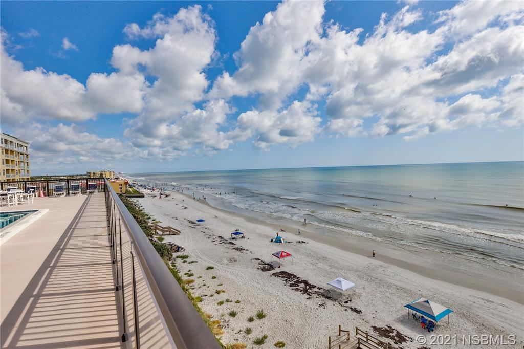 Photo of 4139 S Atlantic Avenue #B104, New Smyrna Beach, FL 32169 (MLS # 1064039)