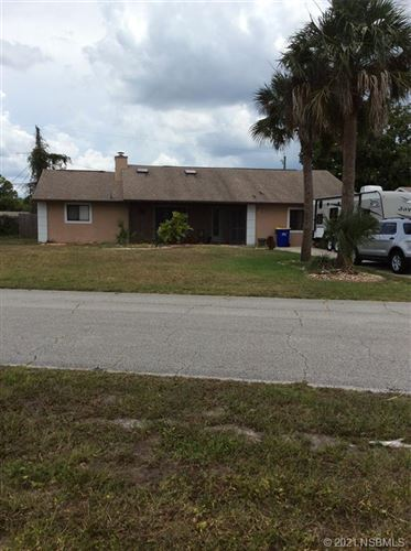 Photo of 2360 Date Palm Drive, Edgewater, FL 32141 (MLS # 1064040)