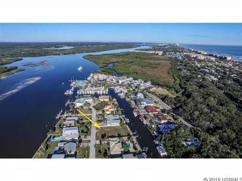 Photo of 120 Ponce De Leon Cir, Ponce Inlet, FL 32127 (MLS # 1040045)