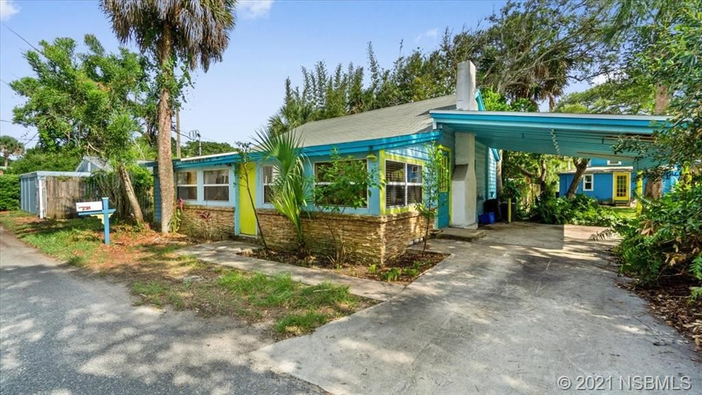 Photo of 221 Esther Street, New Smyrna Beach, FL 32169 (MLS # 1064045)