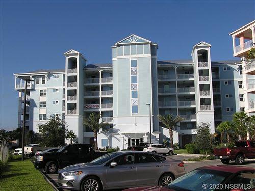 Photo of 3 N Riverwalk Drive #3-302, New Smyrna Beach, FL 32169 (MLS # 1061048)