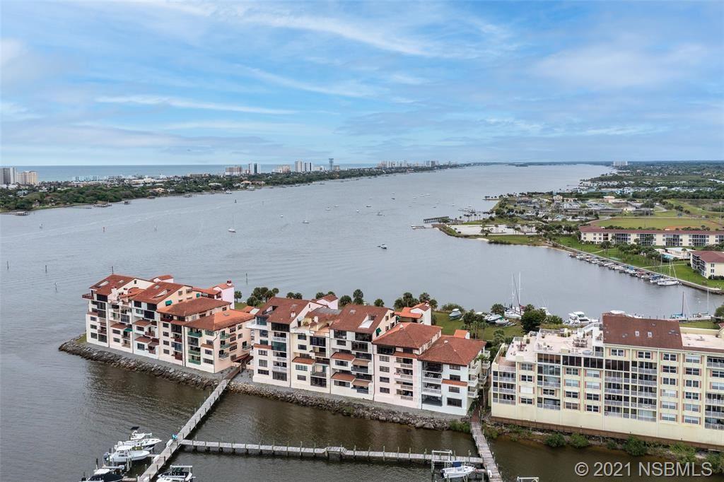 Photo of 614 Marina Point Drive #614, Daytona Beach, FL 32114 (MLS # 1063048)