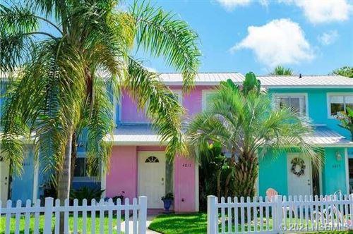 Photo of 4013 Saxon Drive, New Smyrna Beach, FL 32169 (MLS # 1062051)