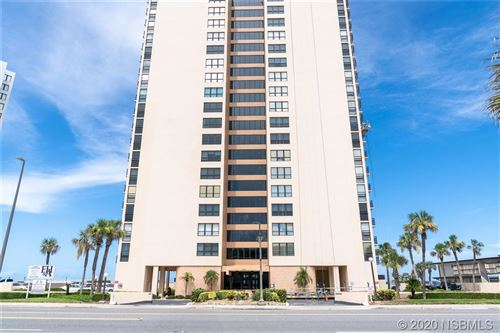 Photo of 3051 S Atlantic Avenue #1050, Daytona Beach Shores, FL 32118 (MLS # 1060054)