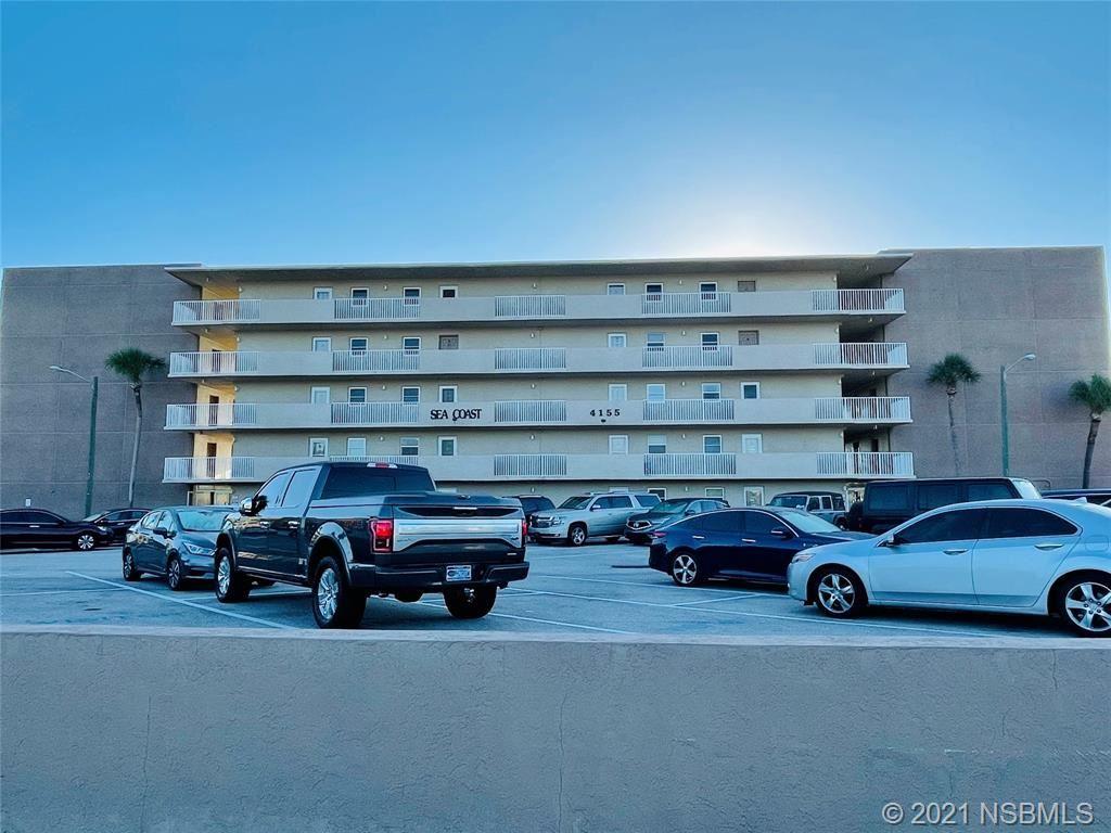 Photo of 4155 S Atlantic Avenue #303, New Smyrna Beach, FL 32169 (MLS # 1064054)