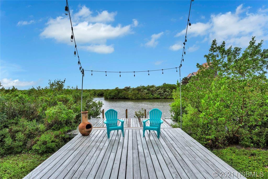Photo of 5906 S Atlantic Avenue, New Smyrna Beach, FL 32169 (MLS # 1064056)
