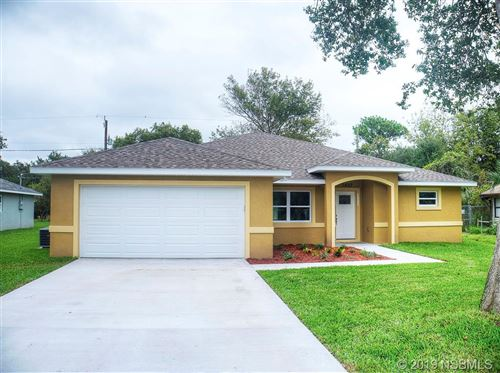 Photo of 1407 Travelers Palm Drive, Edgewater, FL 32132 (MLS # 1054060)