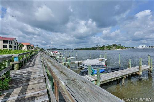 Photo of 420 Bouchelle Drive #201, New Smyrna Beach, FL 32169 (MLS # 1063062)
