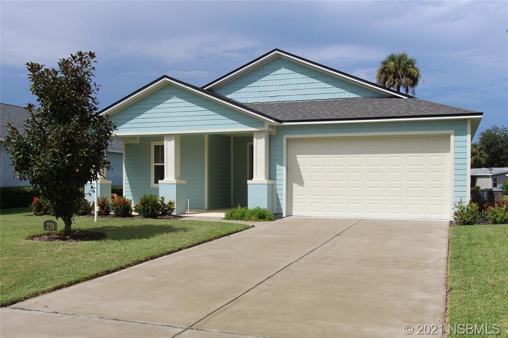 Photo of 279 Marsh Landing Drive, Oak Hill, FL 32759 (MLS # 1066062)