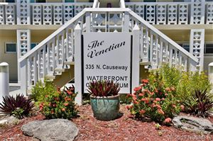 Photo of 335 N Causeway #C23, New Smyrna Beach, FL 32169 (MLS # 1051063)