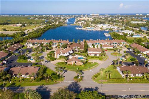 Photo of 122 Lagoon Court, New Smyrna Beach, FL 32168 (MLS # 1061064)