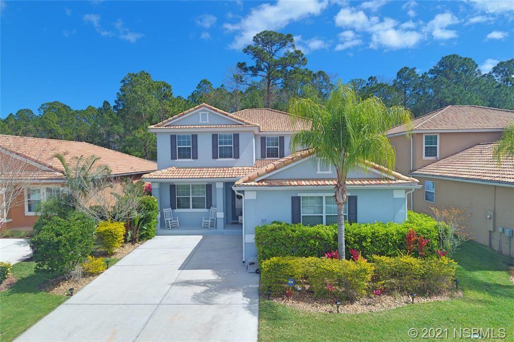 Photo of 327 Tosca Street, New Smyrna Beach, FL 32168 (MLS # 1066066)